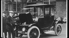 In 1899 Ninety Percent of New York City's Taxi Cabs Were Electric Vehicles