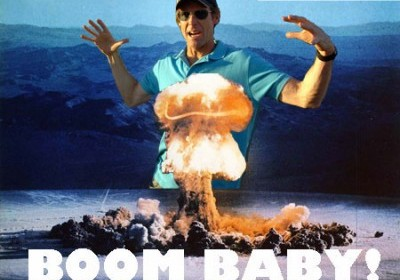 Michael Bay Explosion