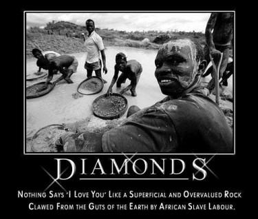 diamonds demotivator