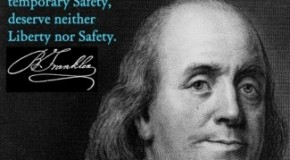 Ben Franklin Developed a List of 13 Virtues That He Lived His Life By