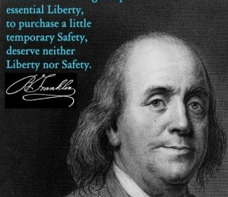 Benjamin Franklin Liberty