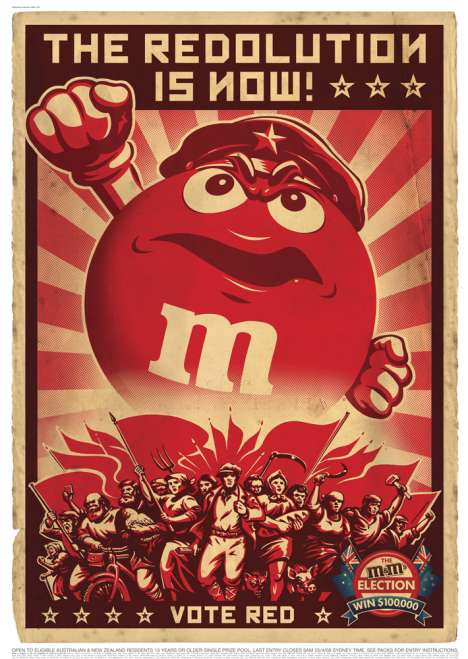 """What the M's stand for in """"M&Ms"""""""
