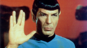 "The Iconic ""Live Long and Prosper"" Hand Gesture Was Originally a Jewish Sign"