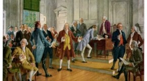 The Signers of The Declaration of Independence Did So On August 2nd, 1776 Not July 4th