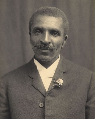 George Washington Carver in 1910