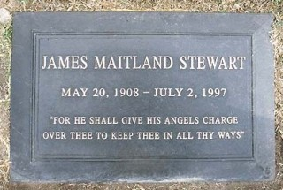 Image result for actor jimmy stewart died
