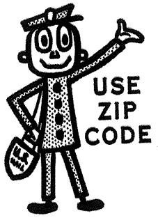 Mr. ZIP