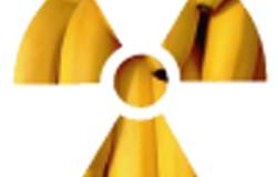 Bananas Are Naturally Radioactive