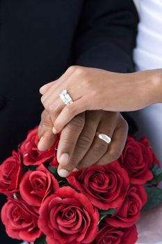 wedding rings through different stages in history have been worn on different fingers including the thumb and on both the left and right hands - Wedding Rings On Hands
