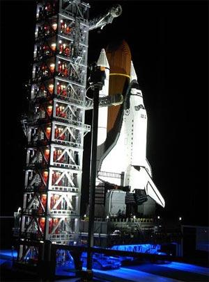 65k LEGO Space Shuttle