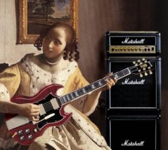 Classic Rock Girl