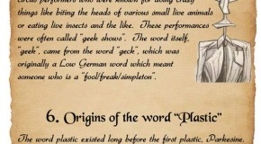 The Origins of 10 Common Words & Phrases