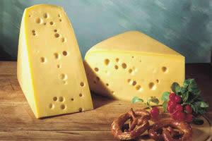 Allgau Emmental Cheese