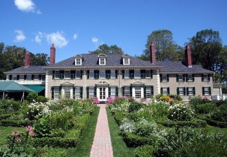 Robert Lincoln's Mansion, Manchester Vermont