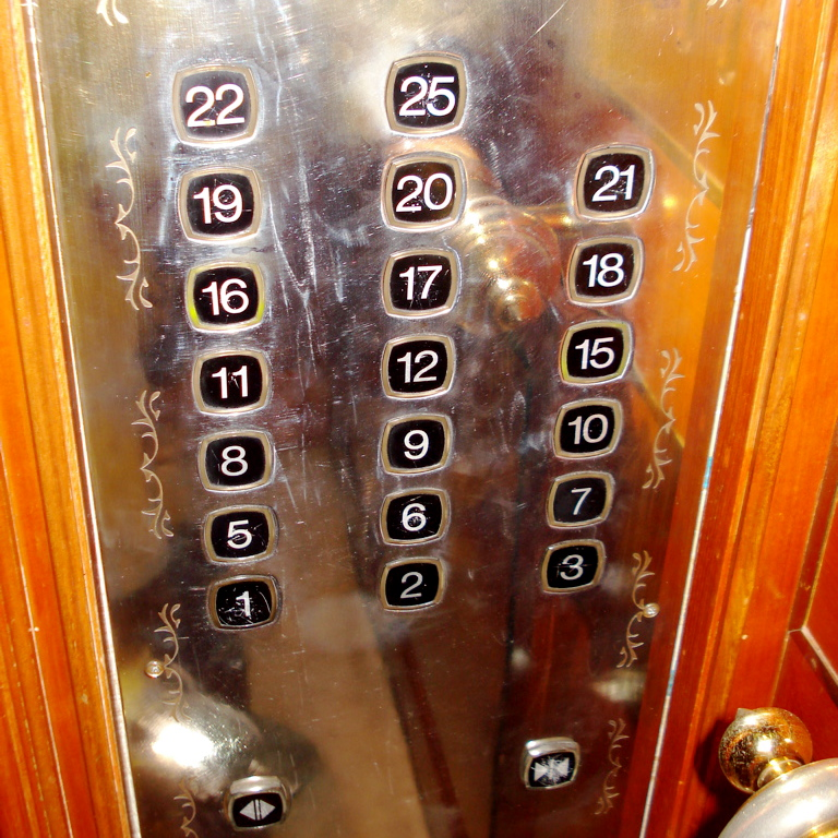 http://www.todayifoundout.com/wp-content/uploads/2011/01/elevator-in-china_notice-how-many-numbers-are-missing-in-this-25-fl-bldg.jpg