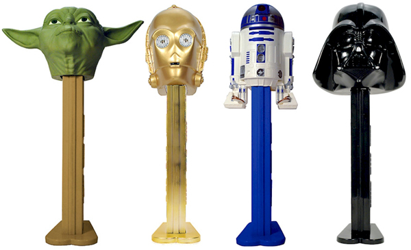 Fun Old Time Candy Products - Pez Dispensers| Homemade Recipes http://homemaderecipes.com/course/appetizers-snacks/old-time-candy