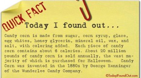 What Candy Corn is Made Of
