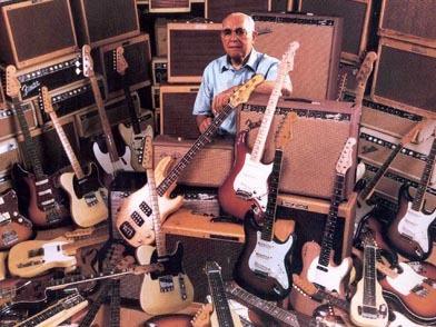 The Inventor Of The Legendary Fender Guitars Never Learned