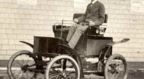 The First Speeding Infraction in the U.S. was Committed by a New York City Taxi Driver in an Electric Car on May 20, 1899