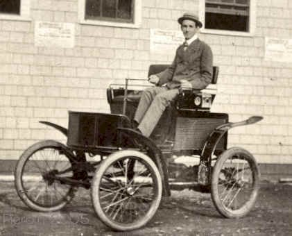 The First Speeding Infraction In The U S Was Committed By A New York City Taxi Driver In An Electric Car On May 20 1899