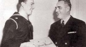 Adolf Hitler had a British Nephew Who Joined the U.S. Navy During WWII