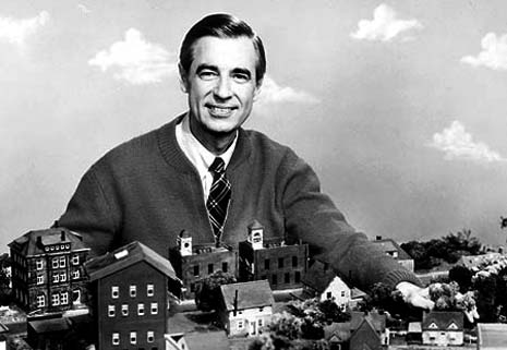 Mister Rogers' Neighborhood began in 1979