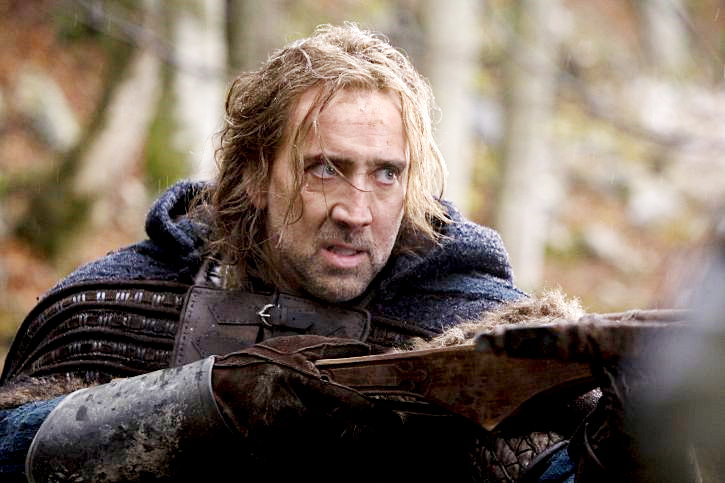 Nicolas Cage was Originally Offered the Part of Aragorn in ...