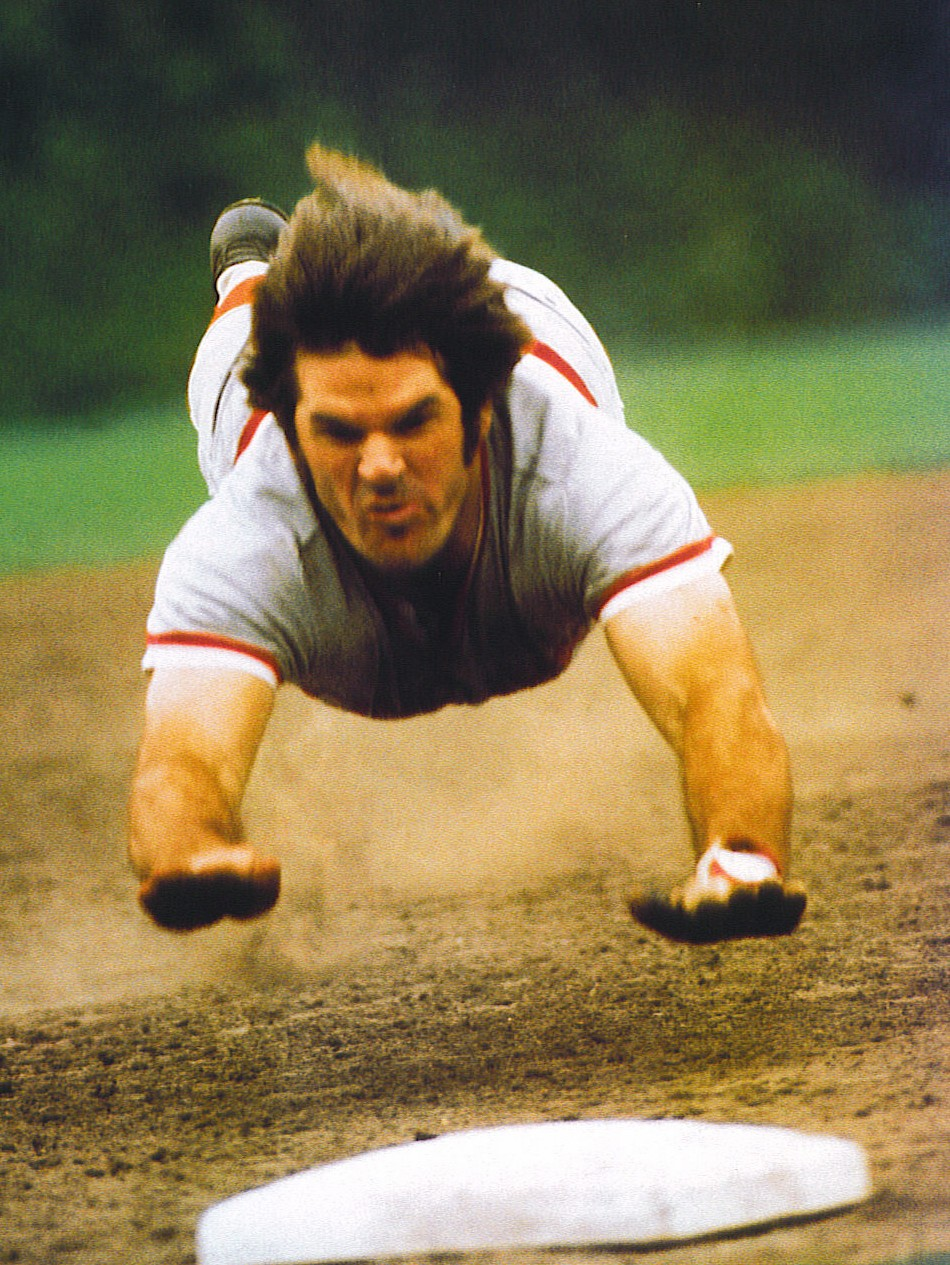 Pete Rose to have reality show?  slicethelife