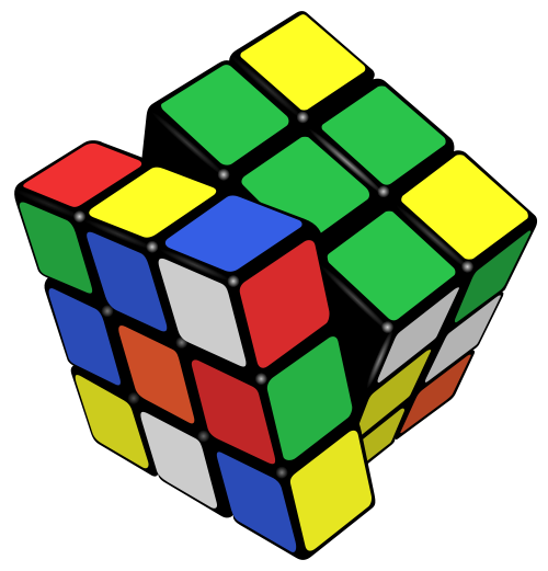 Every Possible State of a Standard Rubik's Cube can Be ...