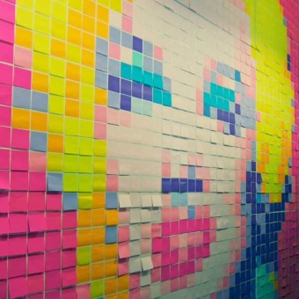 Post-it Marilyn