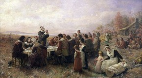 The Pilgrims Did Not Celebrate the First Thanksgiving in America