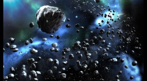 An Asteroid Field Would Actually Be Quite Safe to Fly Through