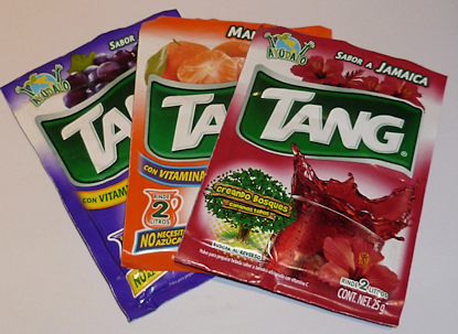 Tang Drink Mix Flavors