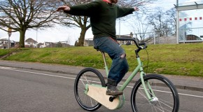 Gyroscopic Effects Have Almost Nothing to Do With Your Ability to Ride a Bike