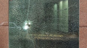 There is No Such a Thing as Bulletproof Glass