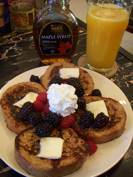 French Toast Was Not Invented in France