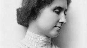 Helen Keller was Not Born Blind or Deaf