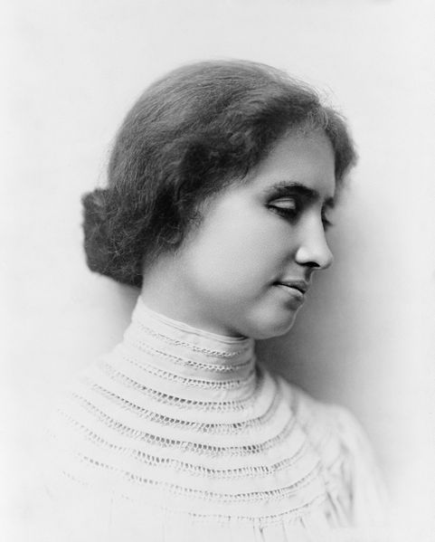 Helen keller out of the dark essays