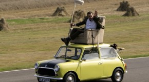 The Guy Who Played Mr. Bean has a Master's Degree in Electrical Engineering