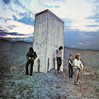 The who songs teenage wasteland
