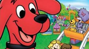 Clifford the Big Red Dog was Originally Going to be Named Tiny