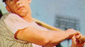 February 8th: Mickey Mantle is Threatened with a Lifetime Ban from Baseball, and Subsequently Banned, for Working at a Casino