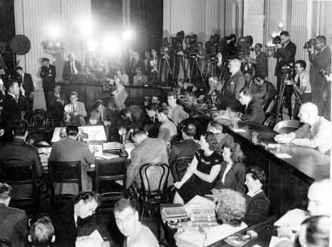 huac and the red scare The mccarthy era the huac hearings and senator joseph mccarthy led to a general distrust in the government by the american people.