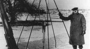This Day in History: Robert H. Goddard Performs the First Flight Test of a Liquid Fueled Rocket