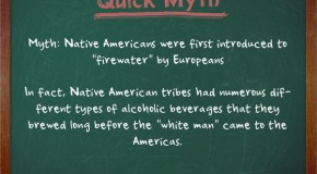 Native Americans Had Alcohol Before Europeans Arrived
