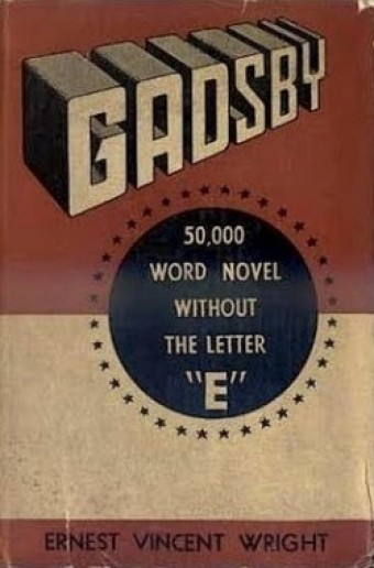 The Novel 'Gadsby' has 50,110 Words, Yet None of them Contain the
