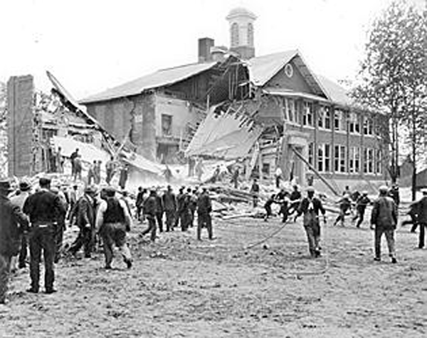 This Day in History: 45 People Were Killed, Including 38 Elementary School Students When a ...