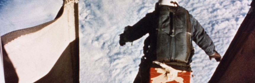 Col. Joseph Kittinger's record breaking jump from 19.47 miles up