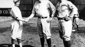 There Once was a 17 Year Old Girl Who Struck Out Babe Ruth and Lou Gehrig Back to Back