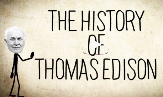 essays on thomas edison Category: essays research papers title: thomas alva edison.
